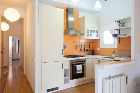 Appartamento in affitto fino a 12 mesi nel Poble Nou