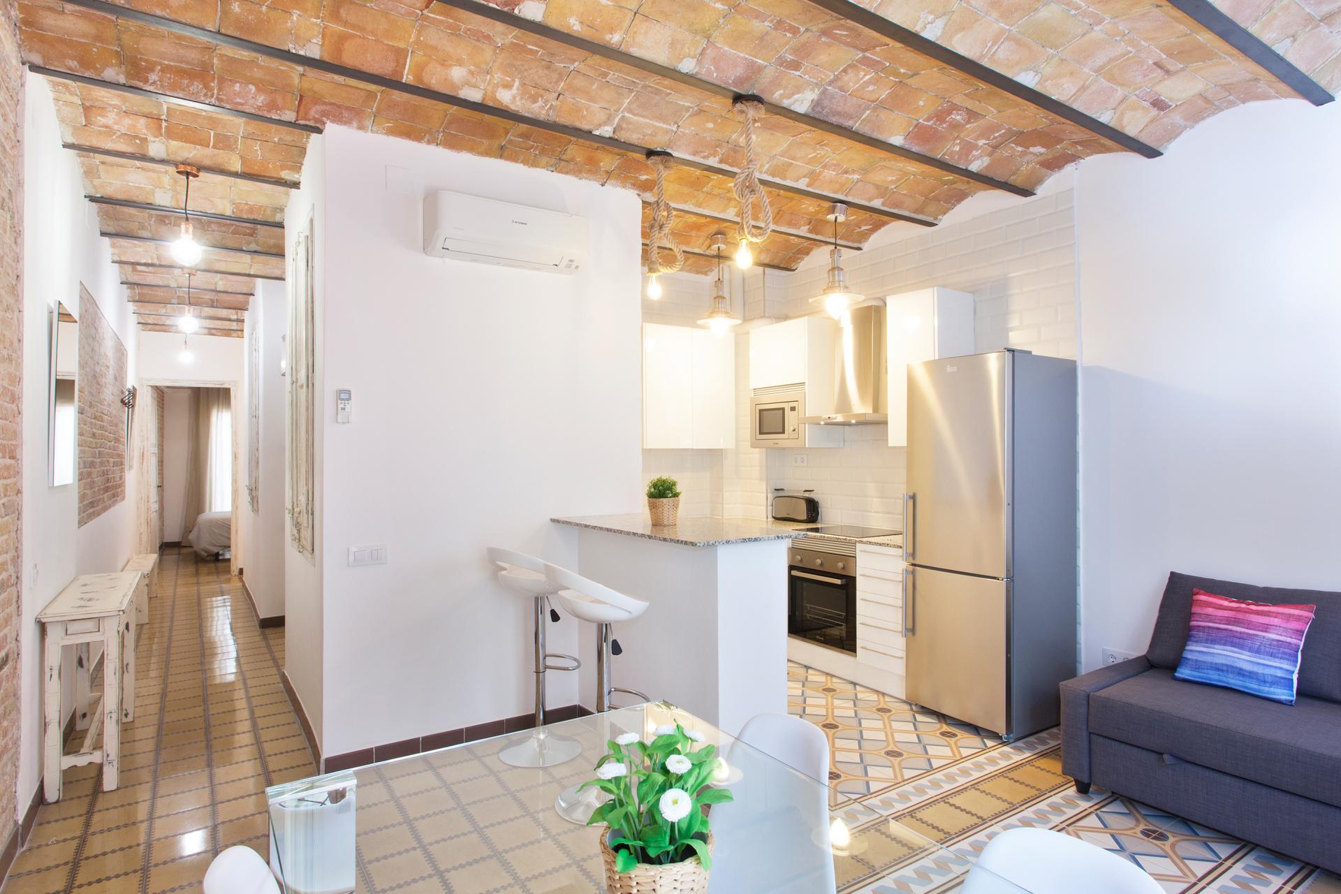 Appartement te huur in Barcelona Argenter - Palau De La Musica