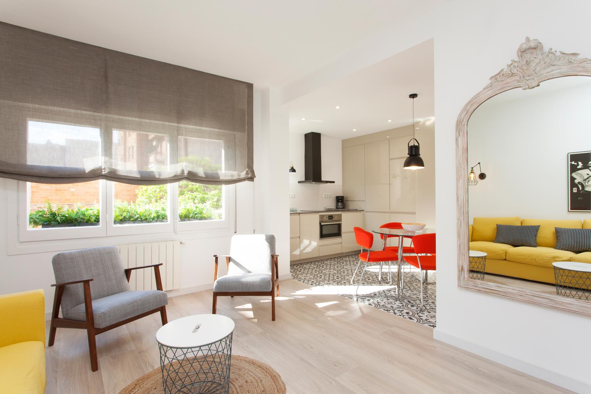 Shbarcelona alquiler piso por temporadas en sants montju c - Alquiler piso por meses barcelona ...