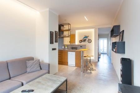 Aluguel de apartamento em bairro tranquilo de Barcelona