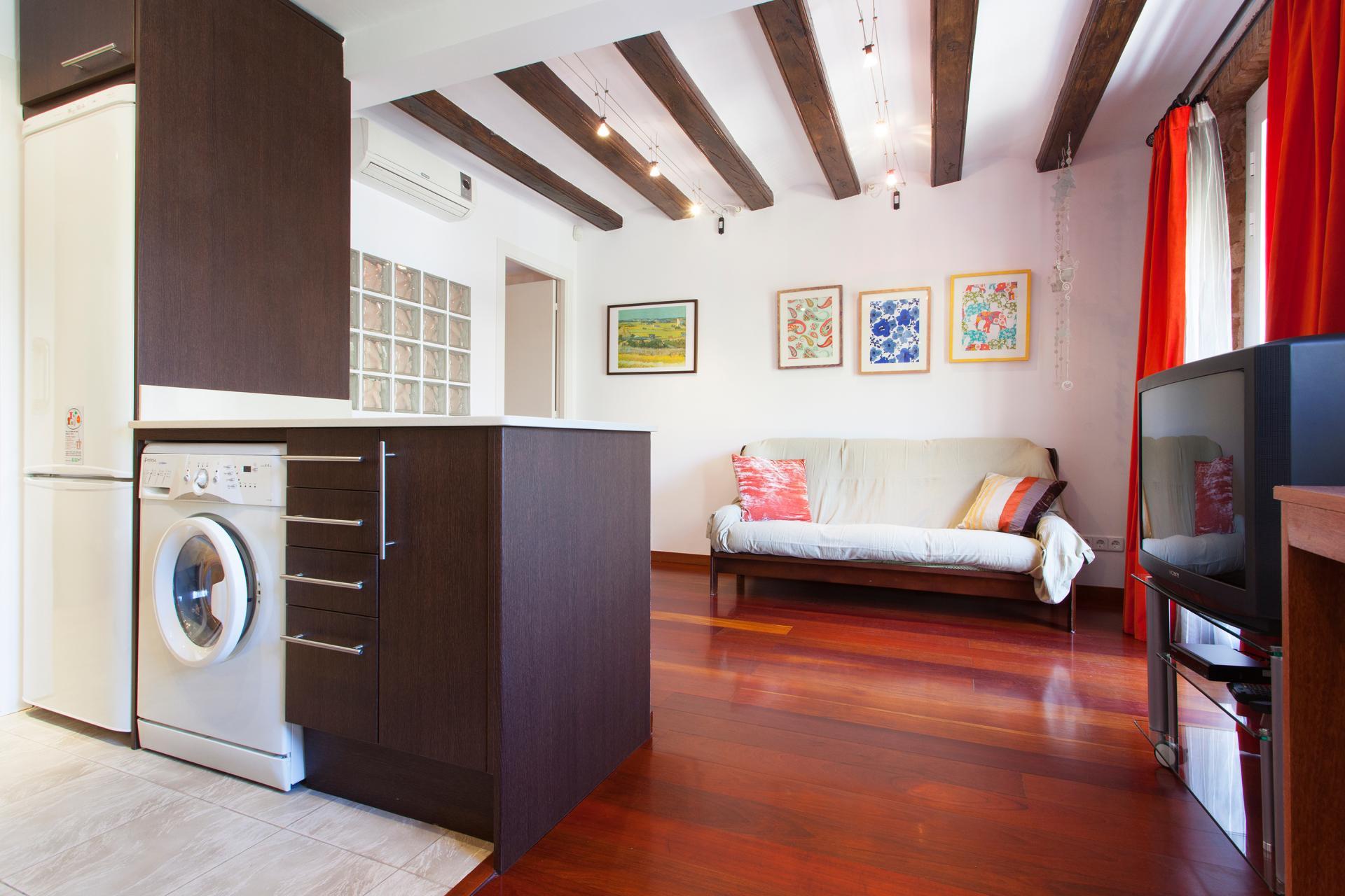 Si affitta appartamento in via Sant Llátzer - Plaza del Pedró