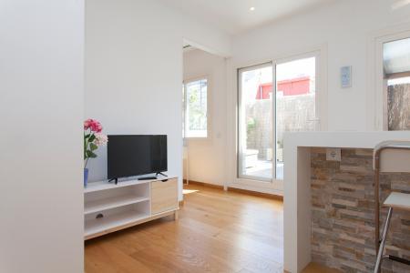 Appartement rénové avec grande terrasse dans le quartier chic de Sant Gervasi