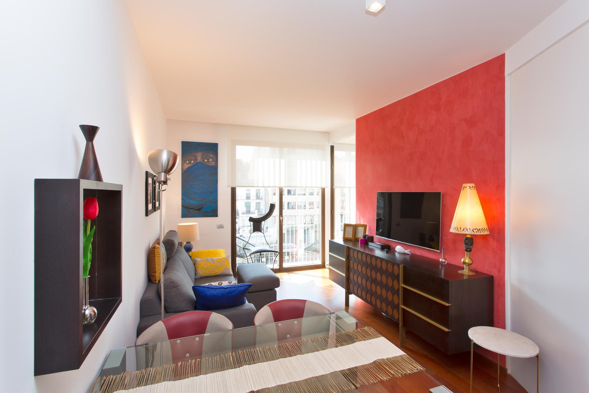 Un appartement lumineux