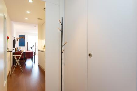 Alquiler mensual piso en carrer Diputació del Eixample