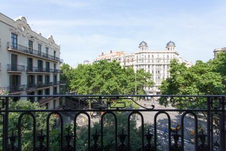 Pis en Lloguer a Barcelona Gran Via - Entença