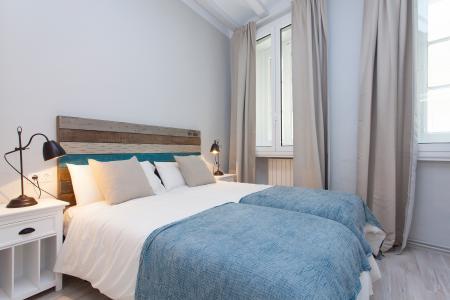 Splendide appartement à louer dans le Born, 2 chambres, un balcon