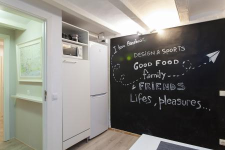 Appartamento in Affitto a Barcelona Salva - Blai