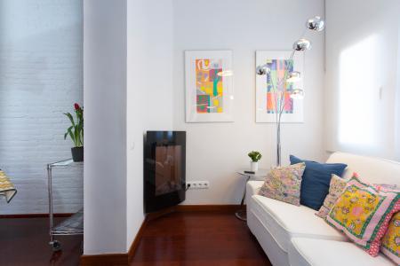 Espetacular apartamento de aluguel mensal na Rua Aragón