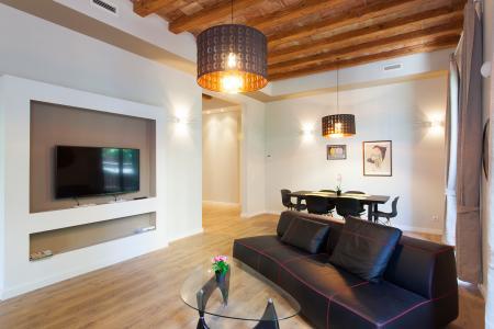 Spacieux appartement de 3 chambres à Sants Monjuïc