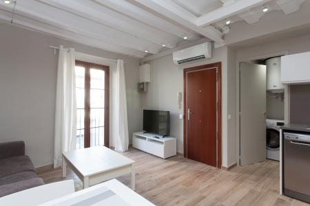 Appartement te huur in Barcelona Portal Nou - Born