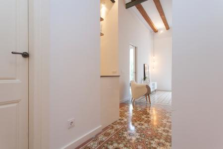 Appartamento con due stanze da letto e tre balconi a Sant Antoni