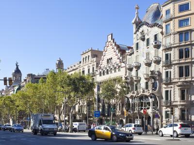 Appartamento in Affitto a breve termine a Barcelona Paseo De Gracia - Gran Via