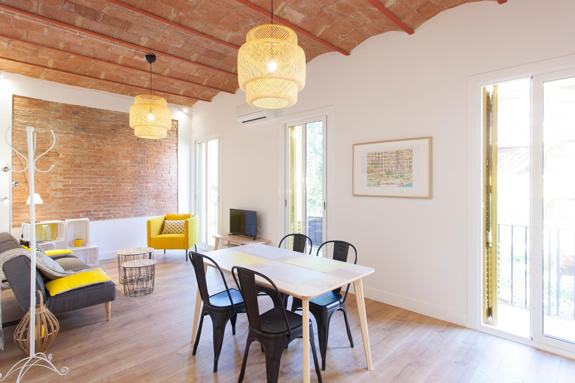 Extraordinário apartamento de aluguel mensal