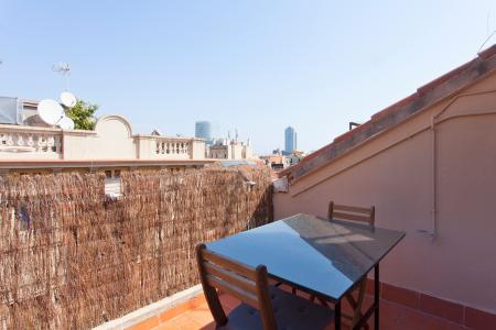 Apartment for Rent in Barcelona Escuder - Barceloneta