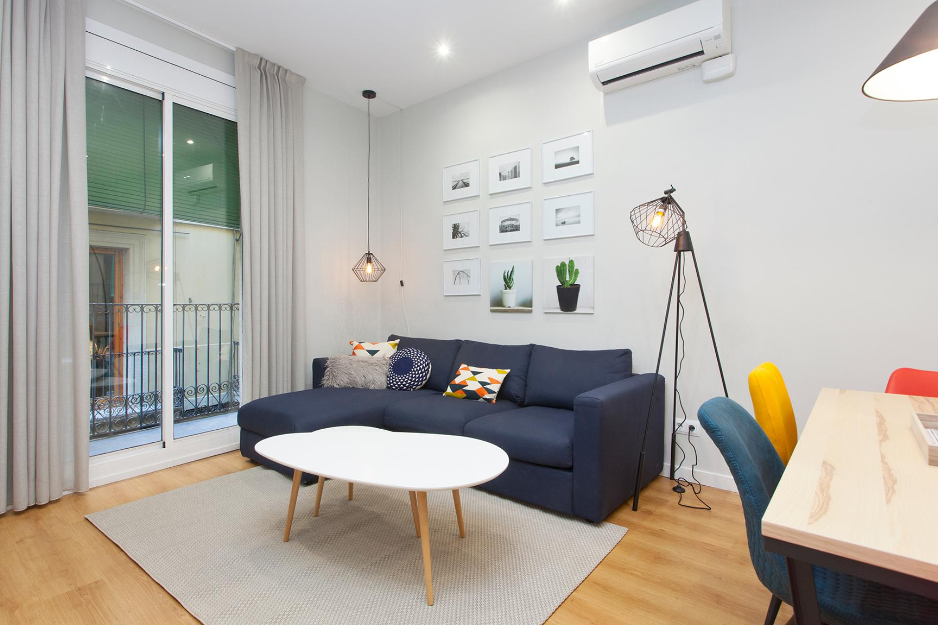 Large 3 bedroom family flat in Ferlandina - Macba