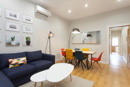 Situation idéale pour ce joli appartement avec trois chambres
