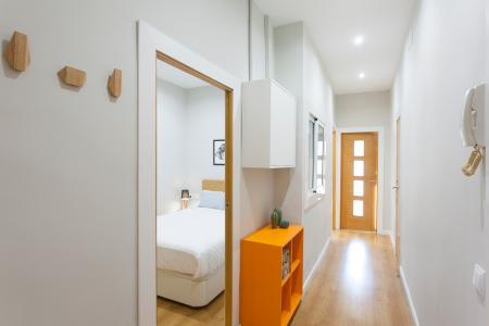Capace appartamento in affitto in Carrer de Ferlandina