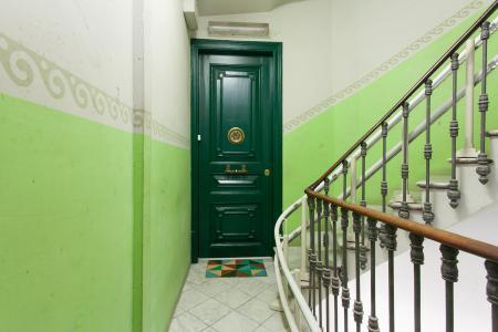 Espacioso y encantador piso en calle Girona con Consell de Cent