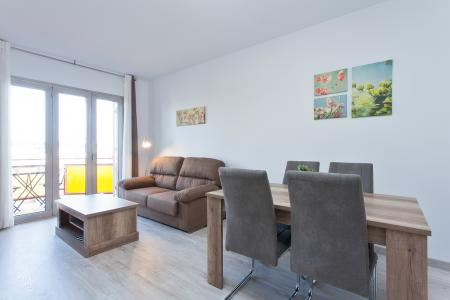Elegant monthly rental flat with terrace & 3 bedrooms