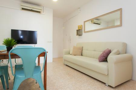 Apartment for Rent in Barcelona Sant Antoni Maria Claret - Av Gaudi