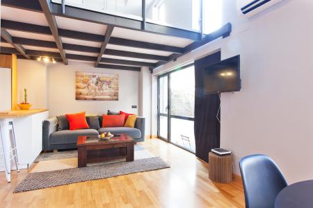 Appartamento in Affitto a Barcelona Rambla Del Raval - Aurora