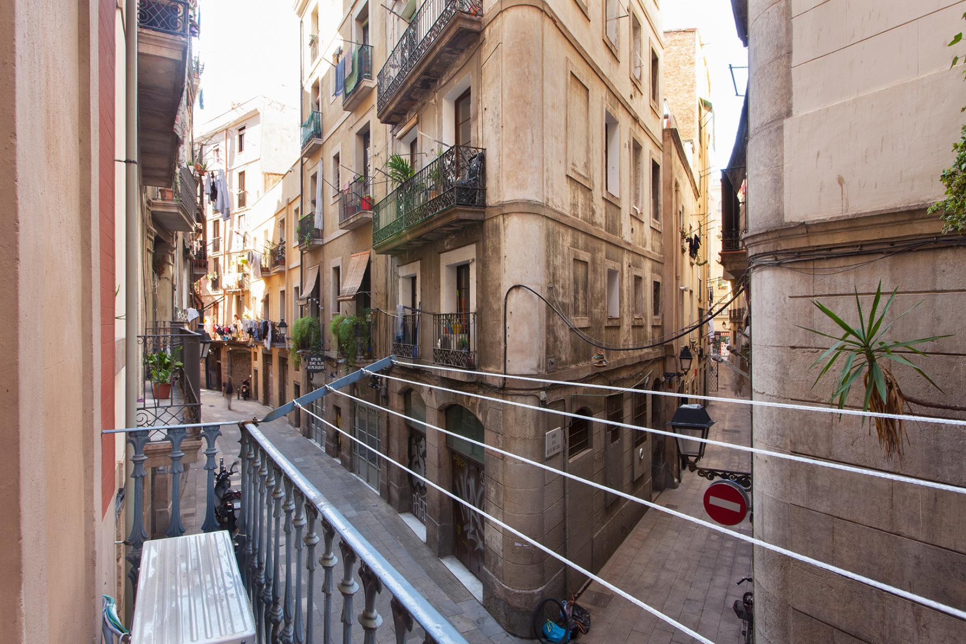 ShBarcelona - Apartment with balcony Ciutat Vella Barcelona