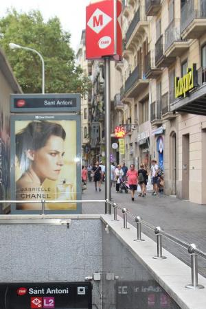 Appartement à vendre à Barcelona St. Antoni Abad - Urgell