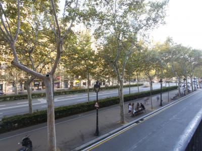 Pis en Lloguer turístic a Barcelona Gran Via - Casanova(till 31/01/21)
