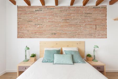 Wohnung zur Miete in Barcelona St Antoni - Plaza Universitat
