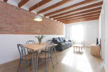 Apartment for Rent in Barcelona Macba (wifi Soon)