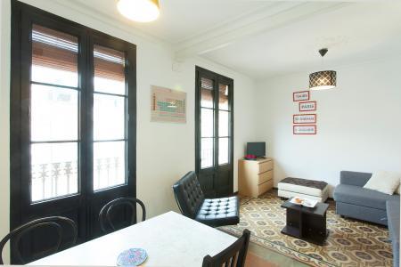 Appartement te huur in Barcelona Concordia - Magalhaes