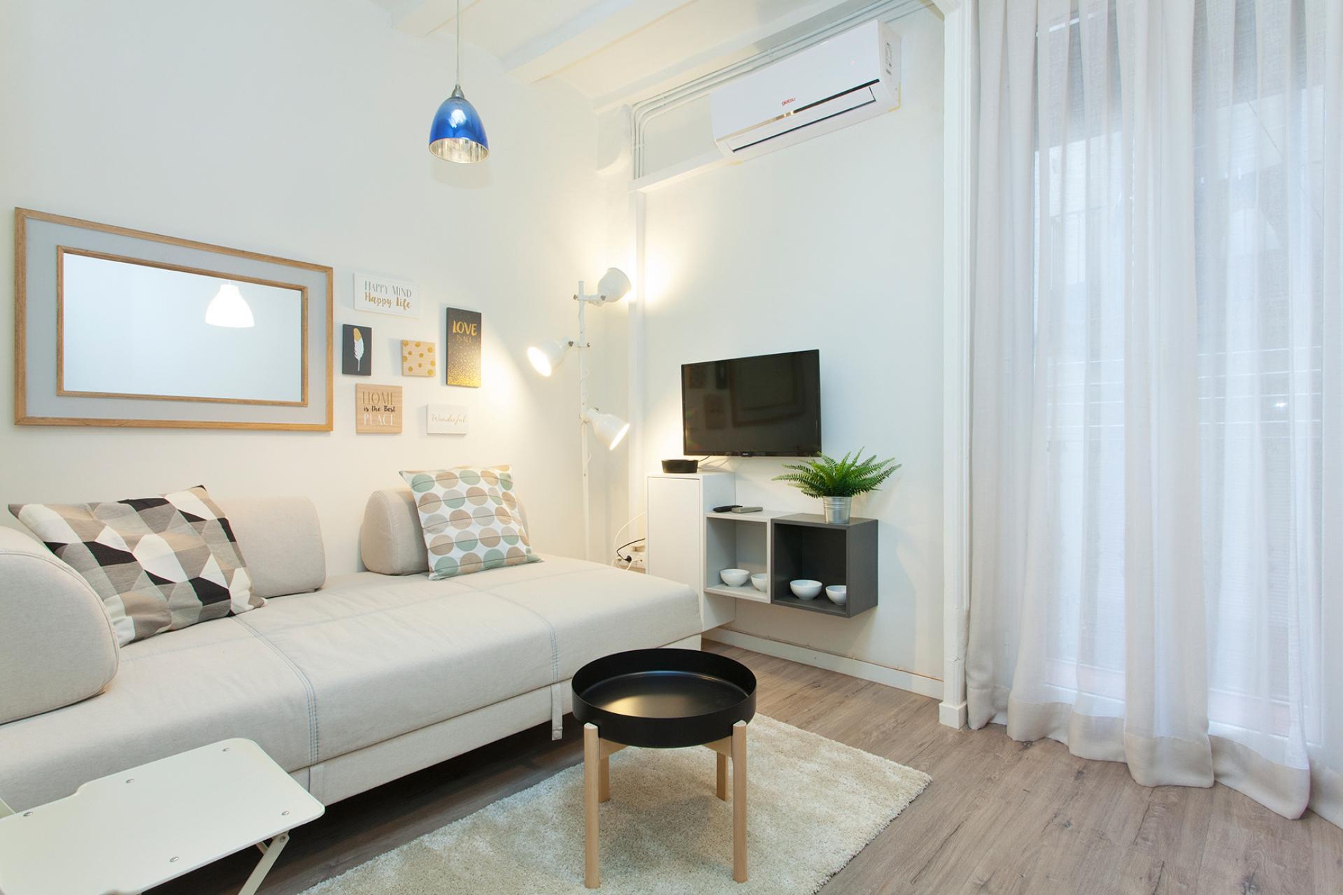 Elegante piso de alquiler en Assaonadors - Mercat Del Born