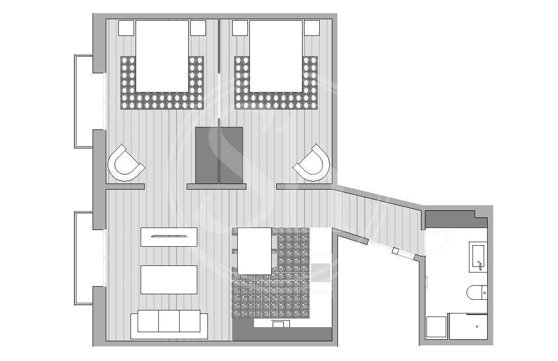 Appartamento in affitto nel cuore del centro storico